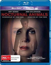 Nocturnal Animals blu-ray