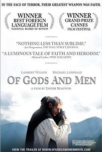 Of Gods and Men poster