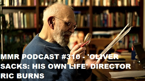 Oliver Sacks image