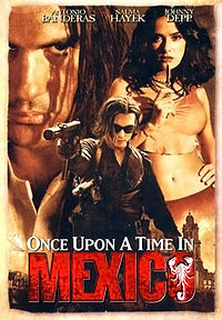 Once Upon A Time In Mexico movie poster
