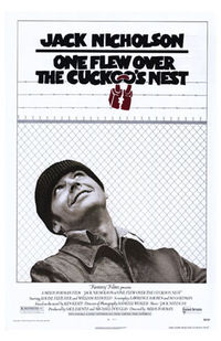 One Flew Over the Cuckoos Nest poster