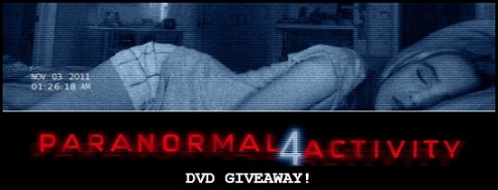 Paranormal Activity 4 banner