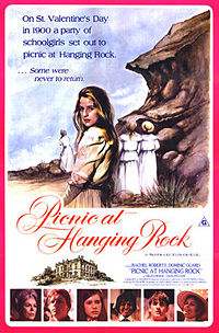 Picnic at Hanging Rock psoter