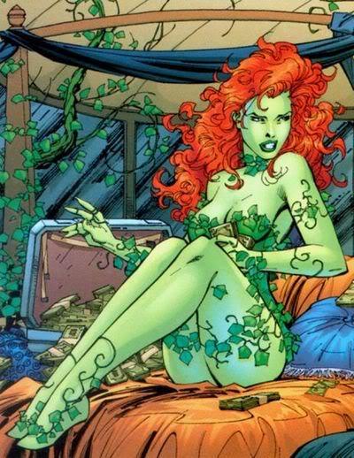 poison ivy. Poison Ivy