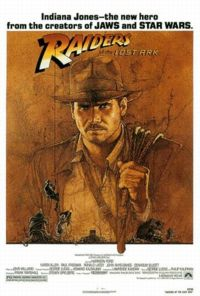 Raiders of the Last Ark poster