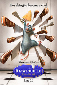 Rataouille poster