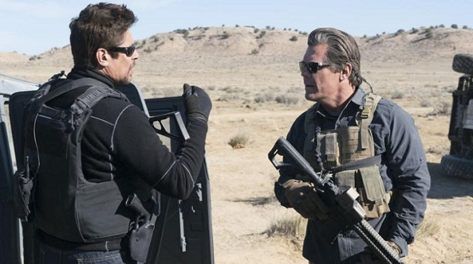 Sicario: Day of the Soldado image