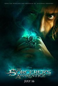 The Sorcerers Apprentice poster