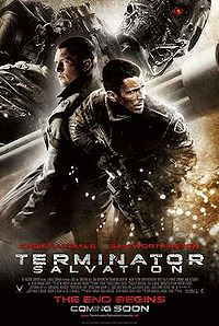 Terminator: Salvation poster