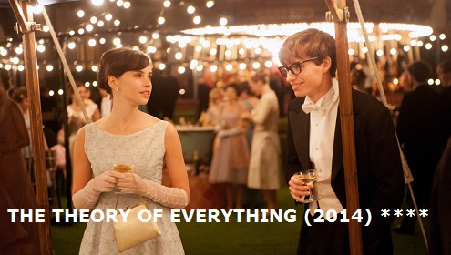 The Theory of Everything iamge