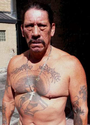 Mexican badass the great roles of danny trejo matt 39 s for Mexican prison tattoos