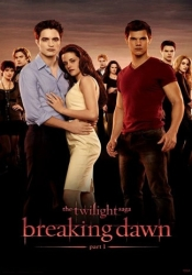 Twilight: Breaking Dawn Part 1 poster