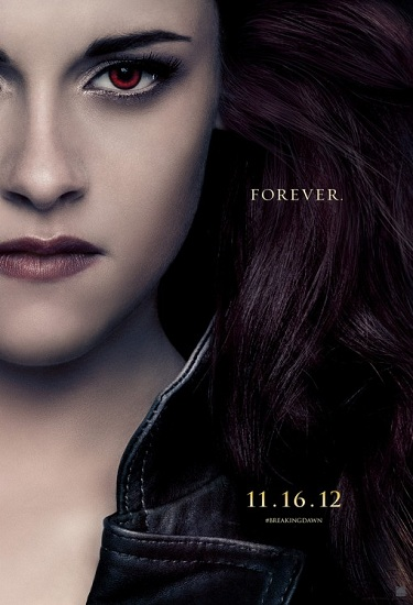 Twilight Breaking Dawn Part 2 poster