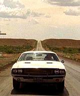 Vanishing Point car