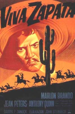 Viva Zapata Movie Poster