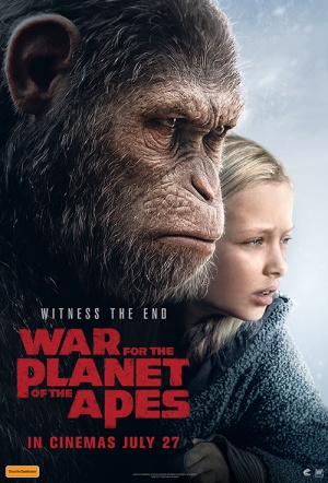 War for the planet of the apes film review matts movie reviews war for the planet of the apes poster publicscrutiny Gallery