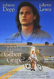 What's Eating Gilbert Grape poster