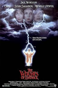 Witches of Eastwick movie poster