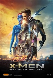 X-Men: Days of Future psoter