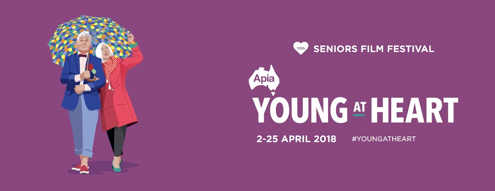Young at Heart Film Festival banner